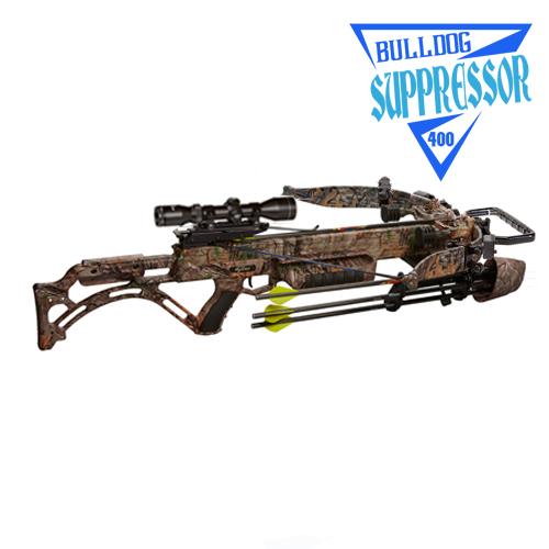 Excalibur Bulldog 400 Crossbow Suppressor Package