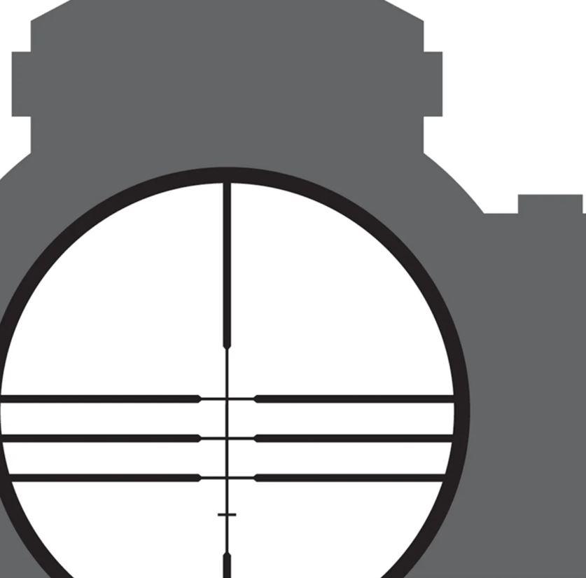 tenpoint multiline crossbow scope reticle
