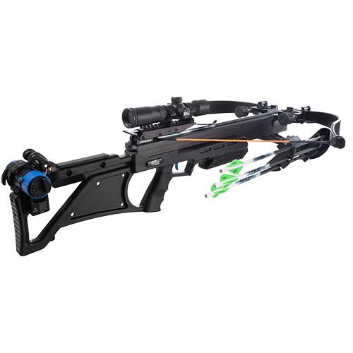 excalibur bulldog 400 crossbow in black