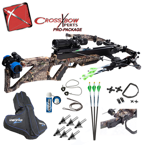 excalibur bulldog 440 crossbow pro hunting package