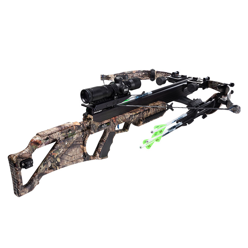 excalibur bulldog 440 mossy oak break up country