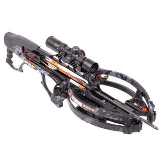 Ravin R26 Crossbow Package, Crossbow quartering forwards