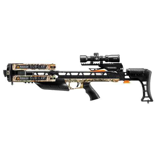 Mission Sub 1 XR Crossbow Package in stock and free shipping from the Crossbow Experts.