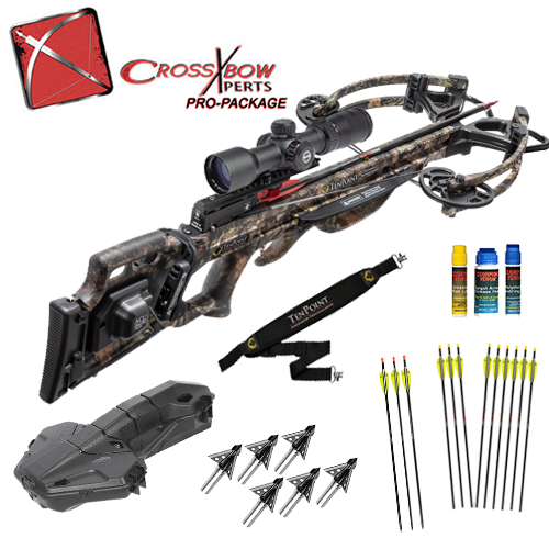 Ten Point Turbo M1 Crossbow Platinum Package