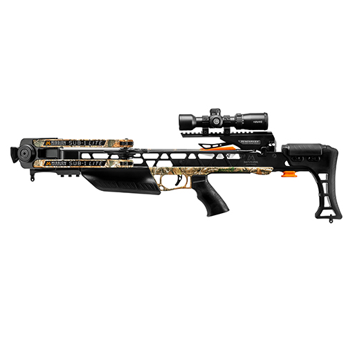 Mission Sub 1 Lite crossbow package in stock with free shipping from the Crossbow Experts.