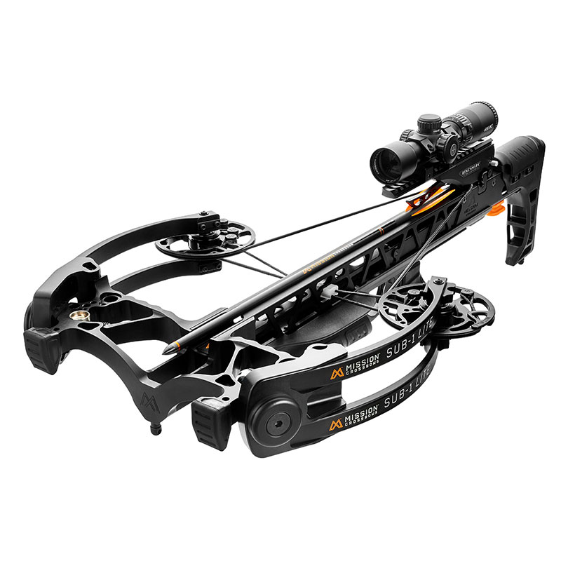 black mission sub 1 lite crossbow