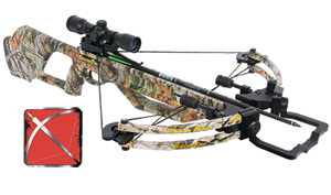 Parker Centerfire Crossbow from Crossbow Experts