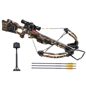 Titan extreme crossbow hunting package