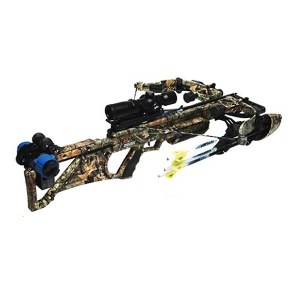 Excalibur suppressor 400 td crossbow for sale mossy oak