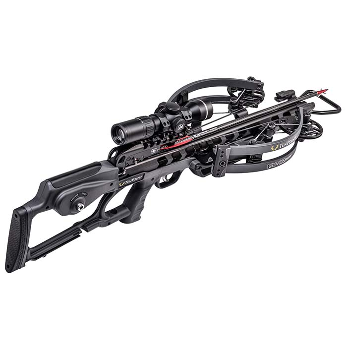 Tenpoint Vapor RS470 Crossbow in Grey
