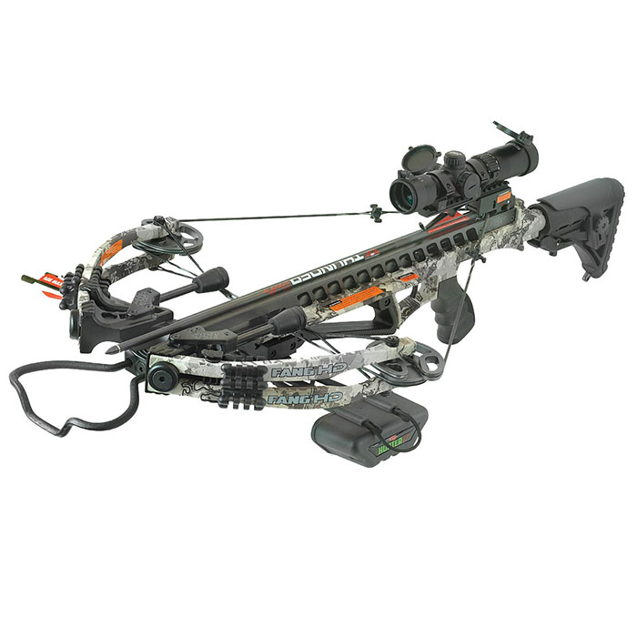PSE Fang HD Crossbow Package