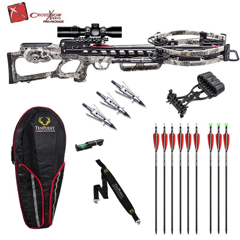 TenPoint Vengent S440 Crossbow Pro Package