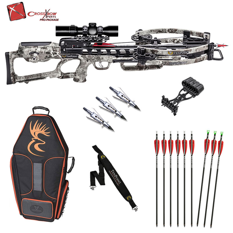 TenPoint Viper S400 Crossbow Pro Package