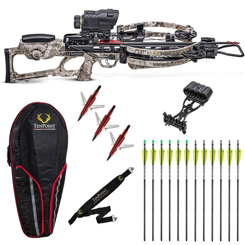 tenpoint vapor rs470 xero hunting package