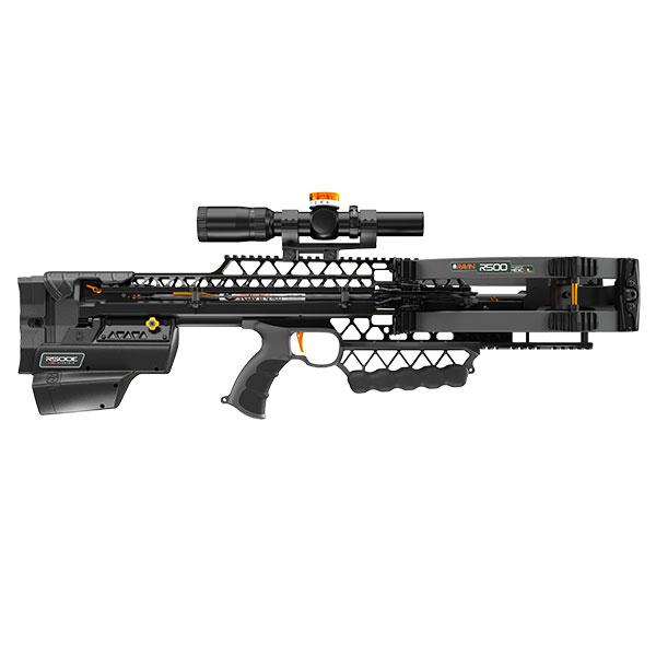 Ravin R500e Sniper side Profile