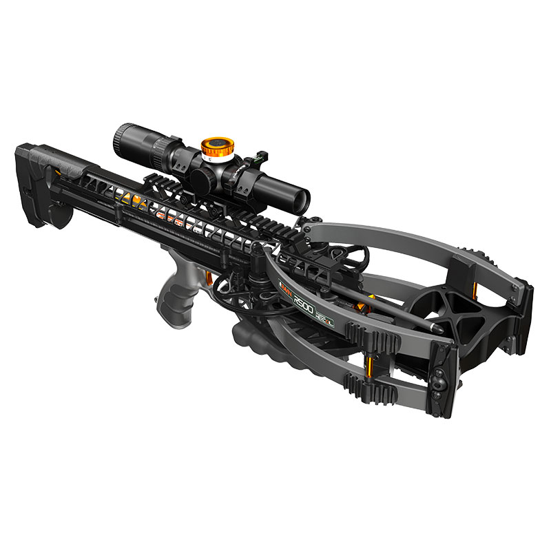Ravin R500 Sniper Alternative Angle