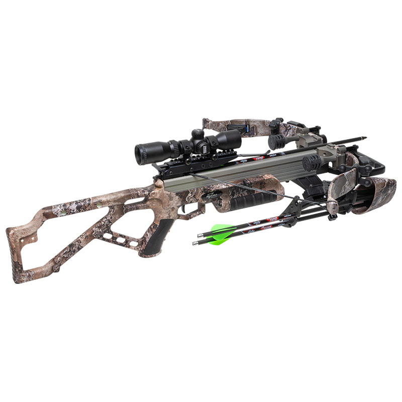 Excalibur Mag 340 crossbow in Realtree Escape