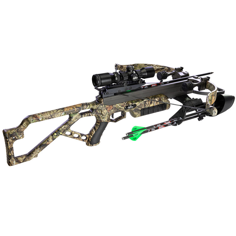 Excalibur Mag 340 Crossbow in mossy oak break up country